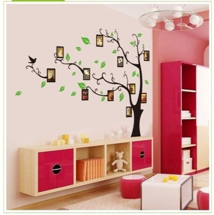 asmi collections family tree wall stickers price in india - buy asmi