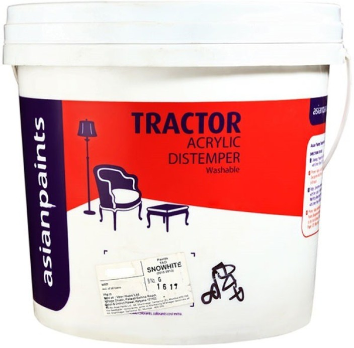 Asian paints tractor distemper images 645