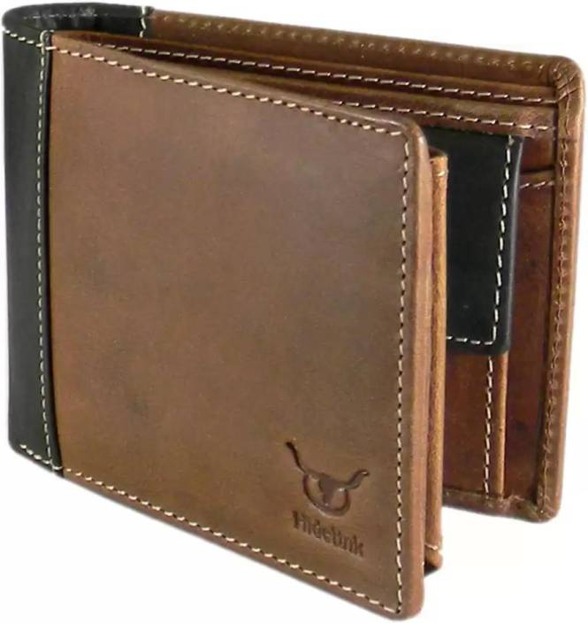 (LOOT)90% Off Samtroh Men's Leather Wallet At Just Rs.99 Worth Rs.1299