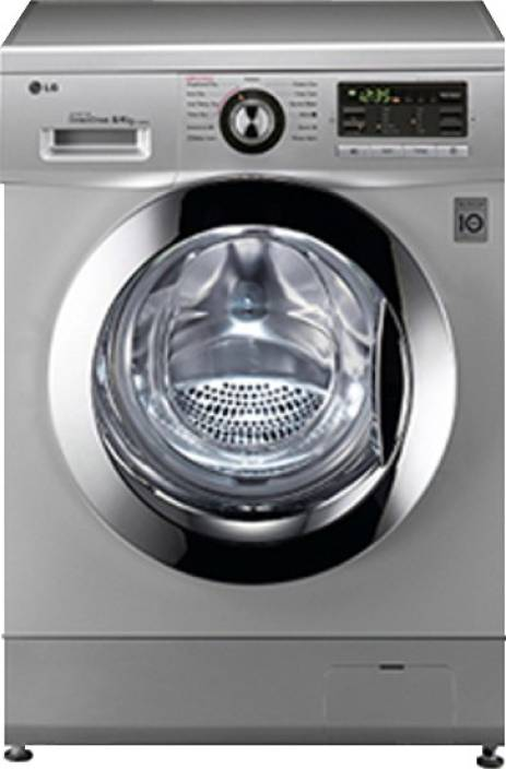 Lg 8 4 Kg Fully Automatic Front Load Washer With Dryer