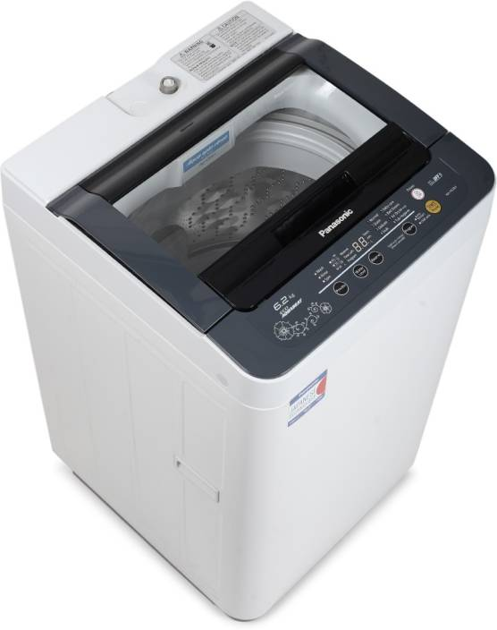 Panasonic 6.2 kg Fully Automatic Top Load Washing Machine Grey