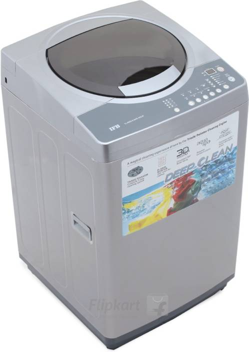 Ifb 6 5 Kg Fully Automatic Top Load Washing Machine Silver