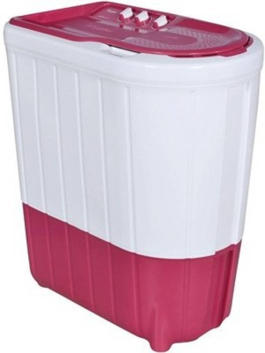 Whirlpool 6 kg Semi Automatic Top Load Washing Machine Pink