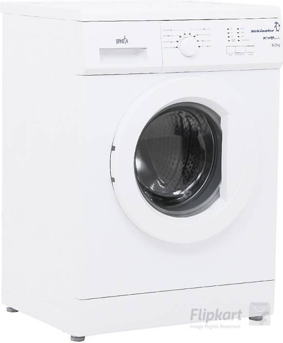 Kelvinator 6 kg Fully Automatic Front Load Washing Machine