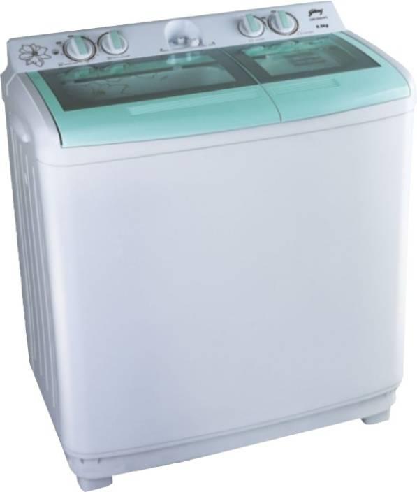 Godrej 8.5 kg Semi Automatic Top Load Washing Machine