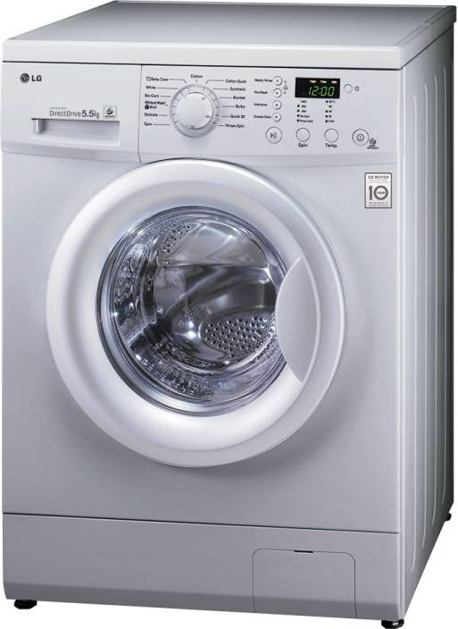 LG 5.5 kg Fully Automatic Front Load Washing Machine Price ...