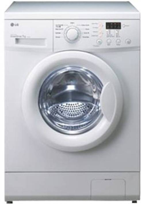 Lg 6 kg fully automatic front load washing machine price for Lg washing machine motor price