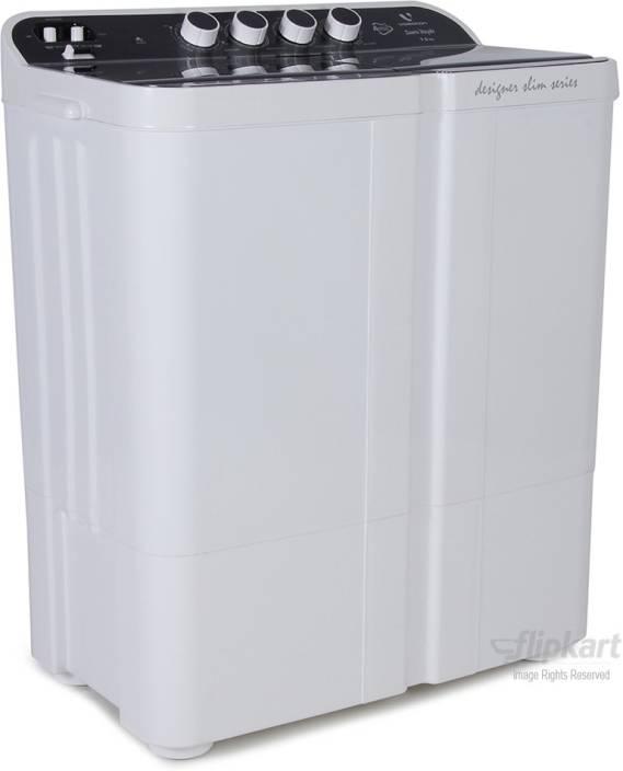 Videocon 7.5 kg Semi Automatic Top Load Washing Machine