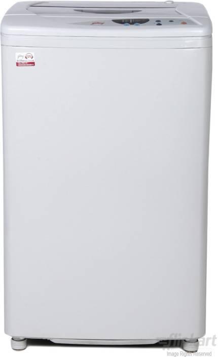 Godrej 6 kg Fully Automatic Top Load Washing Machine Grey