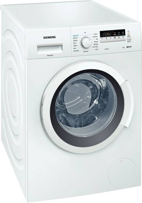 Siemens 7 kg Fully Automatic Front Load Washing Machine ...