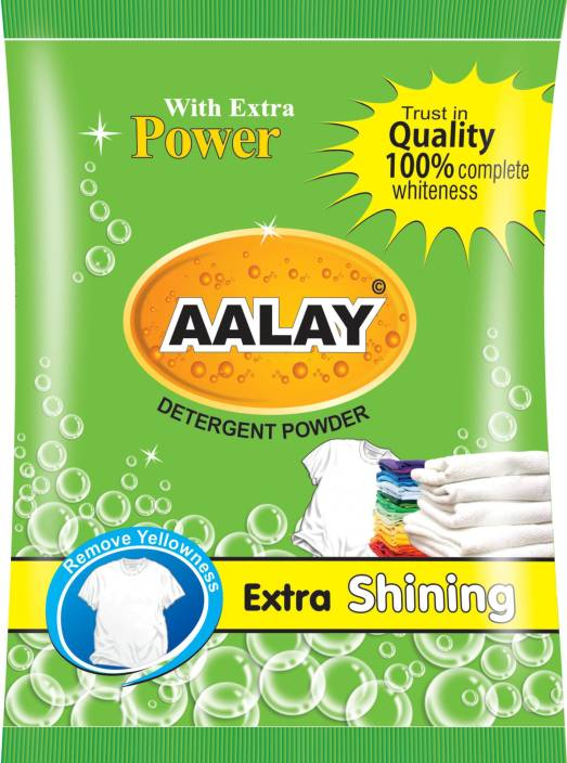 Aalay White Detergent In the box 1000 g Washing Powder