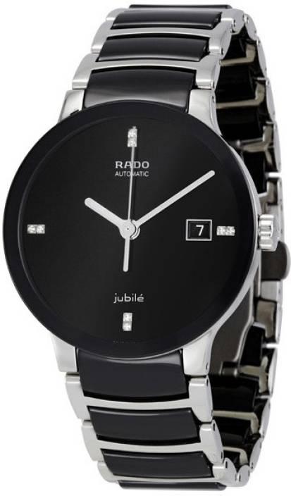 de143feb454 Rado R30941702 Centrix Watch - For Men - Buy Rado R30941702 Centrix Watch -  For Men R30941702 Online at Best Prices in India