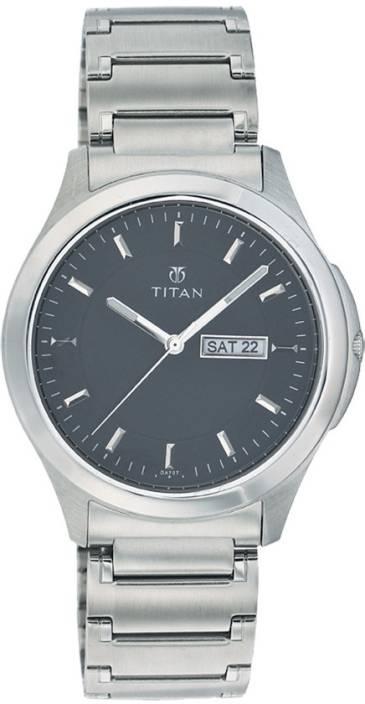 ca3bc7368 Titan 9421SM02 Watch - For Men - Buy Titan 9421SM02 Watch - For Men  9421SM02 Online at Best Prices in India | Flipkart.com