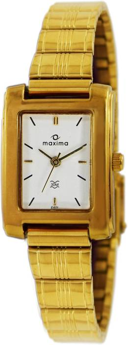 Maxima 02401CPLY Watch  - For Women