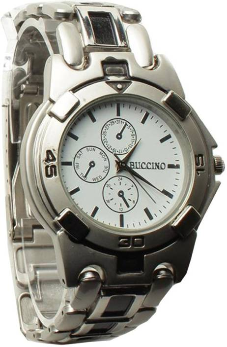 Buccino WD589 ECO Watch  - For Men