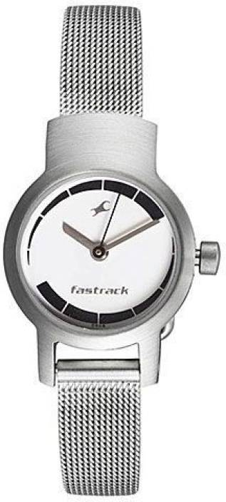 Fastrack NG2298SM01C Basics Watch  - For Women