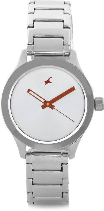 Fastrack NG6078SM02 Watch  - For Women