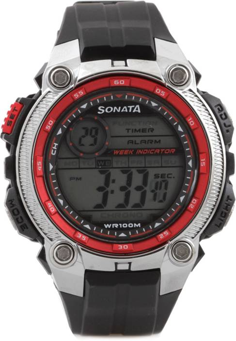 Sonata NF7993PP03J Watch  - For Men