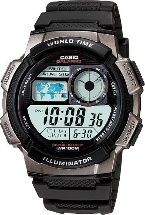 4661f5b53 Casio AE-1000W-1BVDF Youth Watch - For Men - Buy Casio AE-1000W-1BVDF Youth  Watch - For Men AE-1000W-1BVDF Online at Best Prices in India | Flipkart.com