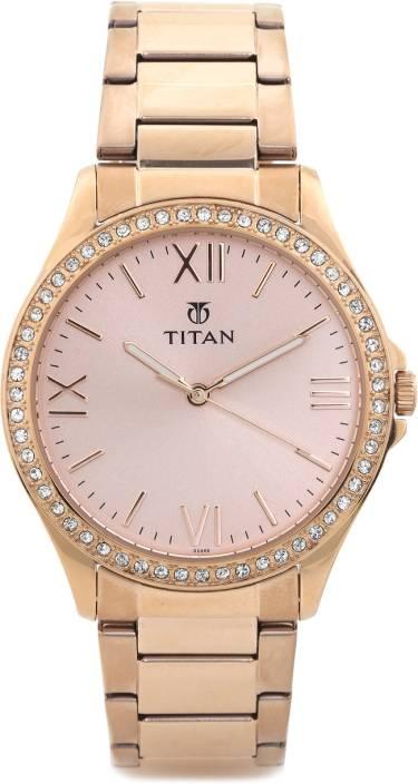 fd2a04690c Titan NF9955WM01 Watch - For Women - Buy Titan NF9955WM01 Watch - For Women  NF9955WM01 Online at Best Prices in India   Flipkart.com