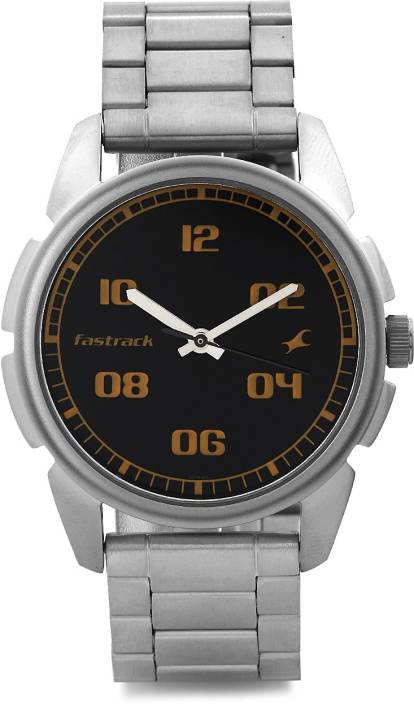 Fastrack NG3124SM02C Watch - For Men. ON OFFER