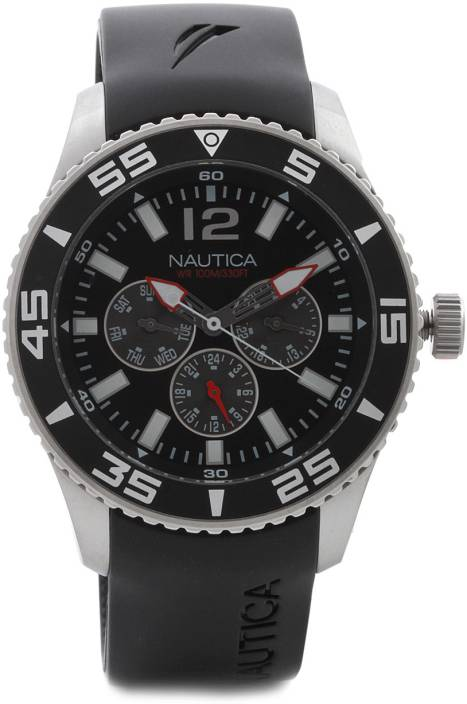 Nautica A12022G Walter Watch  - For Men