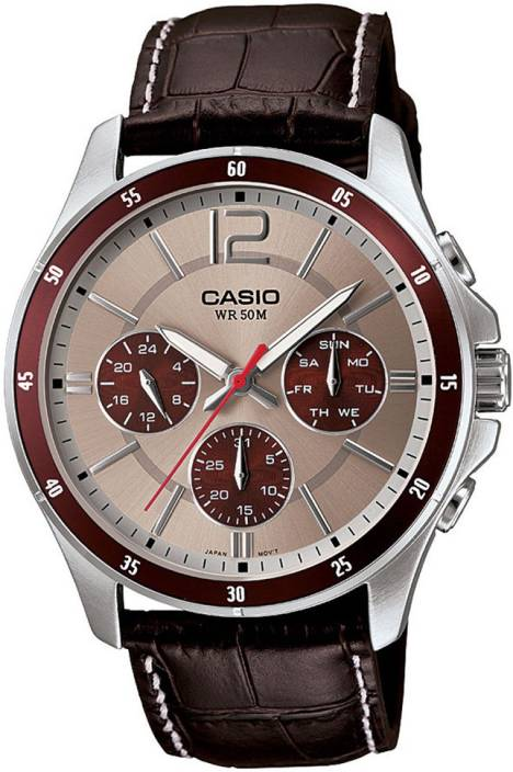 Casio A955 Enticer Watch  - For Men