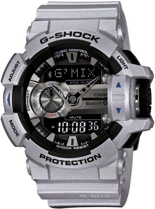 Casio Gba 400 8b G Shock Watch For Men