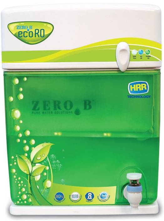 Zero B Eco RO 6 L RO Water Purifier