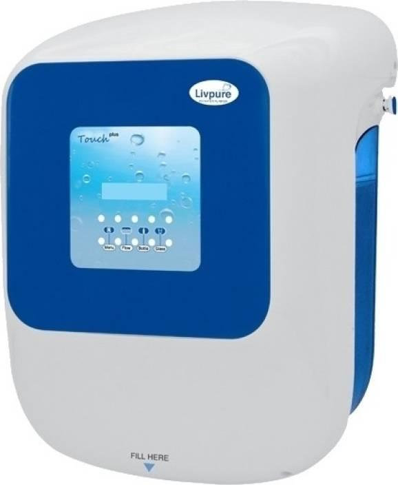 Luminous Livpure Touch Plus 8.5 L RO + UV +UF Water Purifier