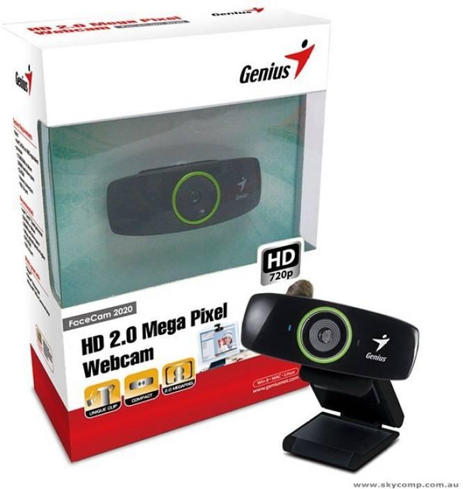 11144174f5e Genius facecam 2020 Webcam - Genius : Flipkart.com