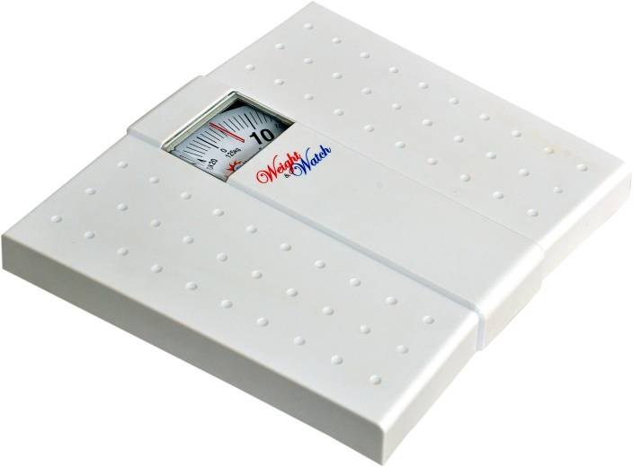 Dr morepen weight & watch manual weighing scale( ms 02 white) by.