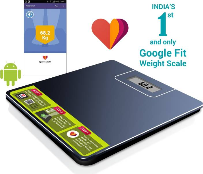 Weigh Smart Bluetooth Weighing Scale