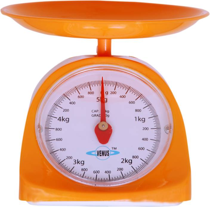 Venus Manual Kitchen Multi Purpose 5 Kg Weighing Scale