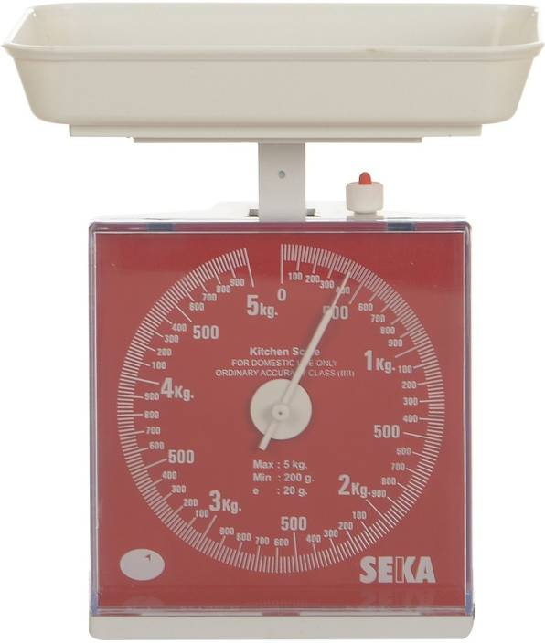 Seka Mechanical Kitchen Weighing Scale