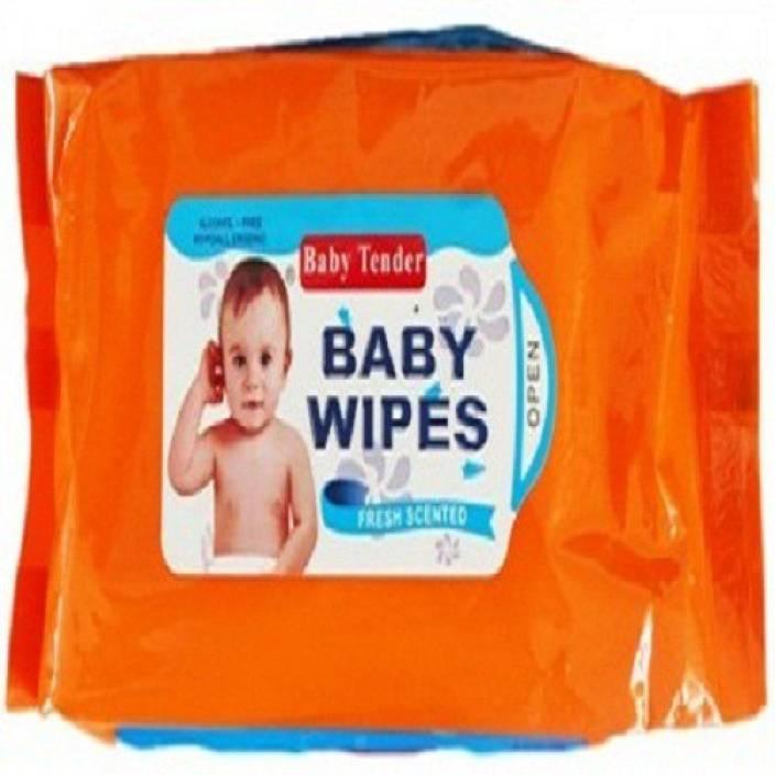 Chhote Janab TENDER BABY WIPES