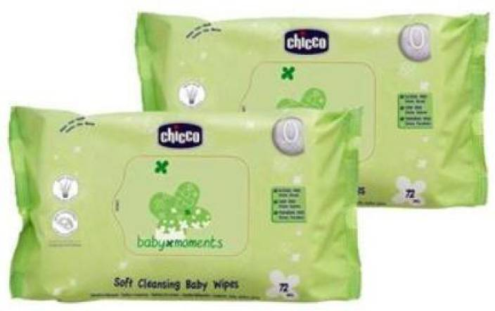 Chicco Baby Wipes Combo Pack