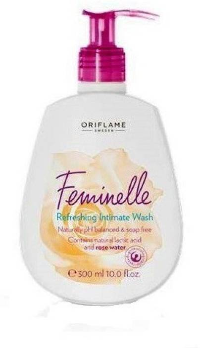 bc3ad9958f Oriflame Sweden Feminelle Refreshing Intimate Wash Price in India ...
