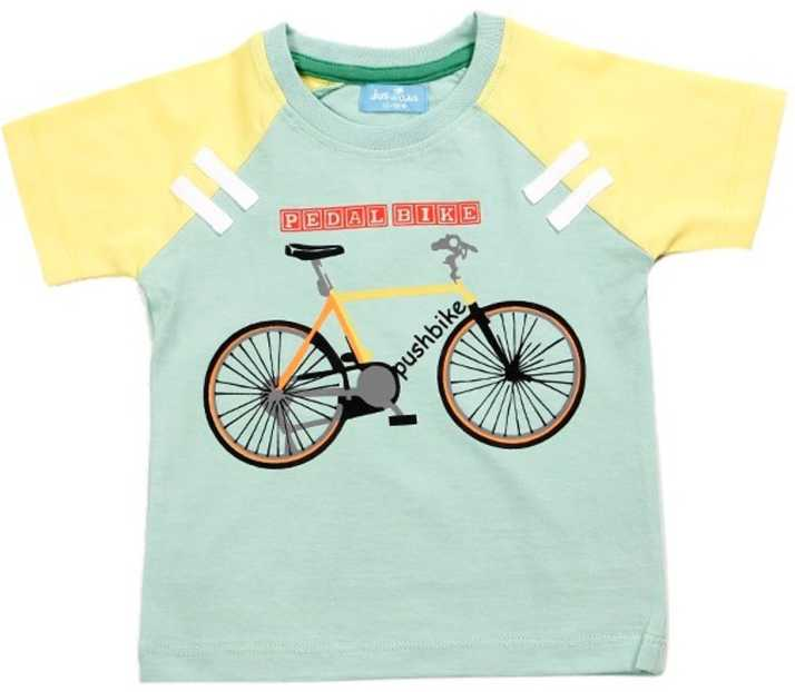50d9f0be1 JusCubs Boys Solid T Shirt Price in India - Buy JusCubs Boys Solid T ...
