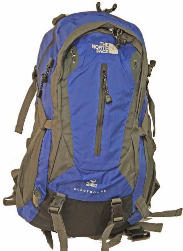 06aefa6c7e Adraxx The North Face 40 L Medium Backpack Blue - Price in India ...