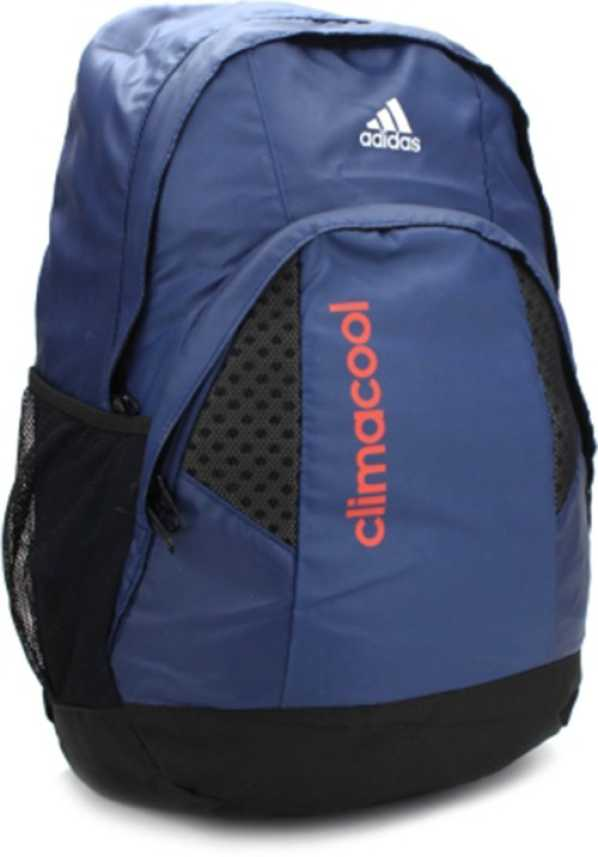 ADIDAS Clima BP 22 L Laptop Backpack Night Blue - Price in India ... 1c884539186f6