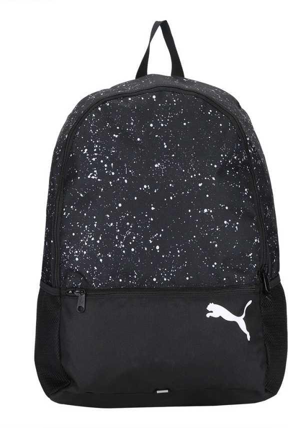 boicotear níquel voluntario  Puma Alpha Backpack 15.9999999999999 L Laptop Backpack Puma Black-speckle -  Price in India   Flipkart.com
