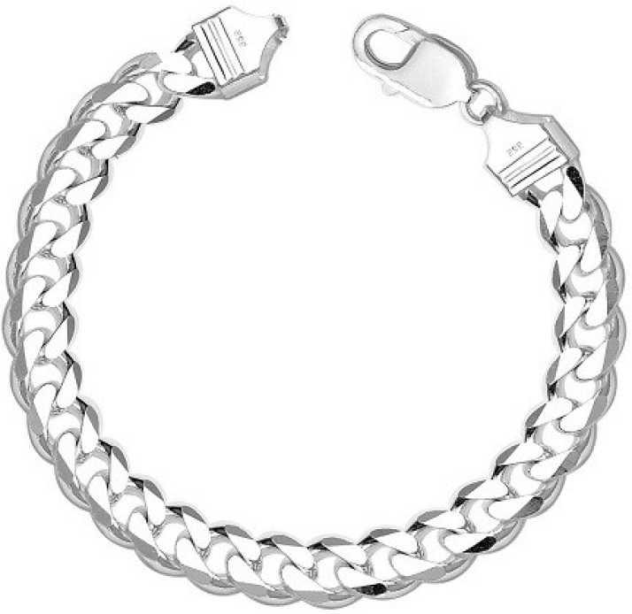 b096e2caf ACPL Sterling Silver Bracelet Price in India - Buy ACPL Sterling Silver  Bracelet Online at Best Prices in India | Flipkart.com