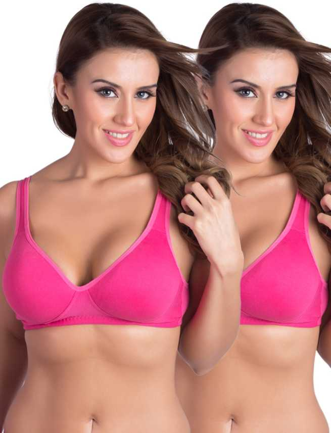 77f3f106a7 Rajnie byBelle Lingeries Plus-Size Women s Full Coverage Lightly Padded Bra  - Buy Dark Pink Rajnie byBelle Lingeries Plus-Size Women s Full Coverage  Lightly ...