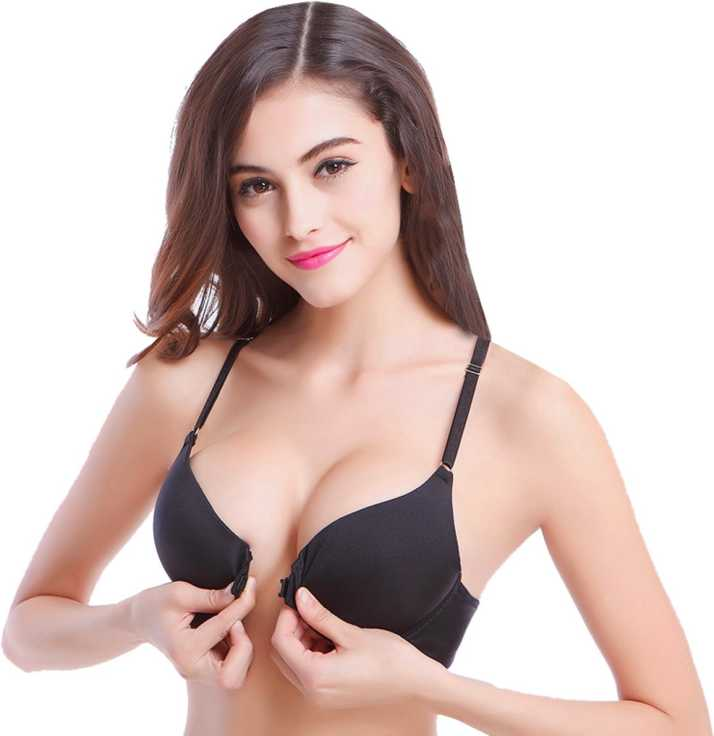 f98aa98831060 PrettyCat Perfect Women Push-up Heavily Padded Bra - Buy Black PrettyCat  Perfect Women Push-up Heavily Padded Bra Online at Best Prices in India |  Flipkart. ...