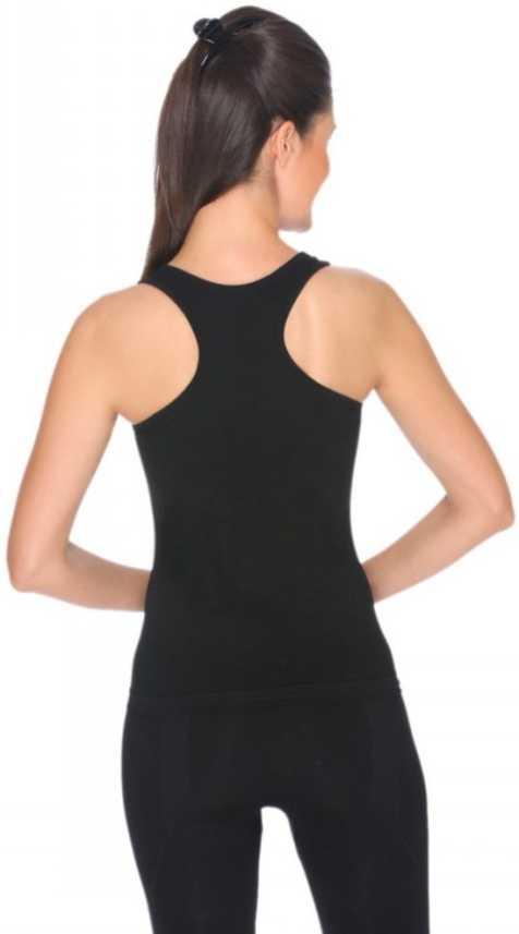 b06b26c46e8f7 La Melodia Women s Tank Top Vest - Buy Black