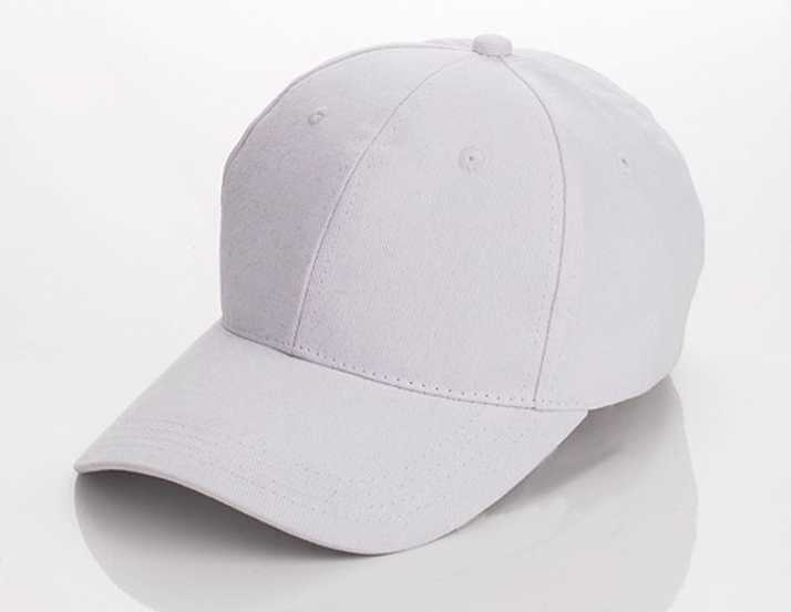 faf6256a4 ALAMOS Solid Plain White Stylish Cool Cap - Buy White ALAMOS Solid ...