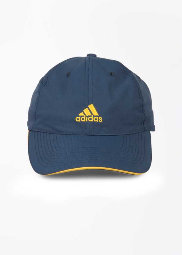 fa7b05597d7 ADIDAS Solid 183 Cap - Buy RICBLU ADIDAS Solid 183 Cap Online at Best  Prices in India