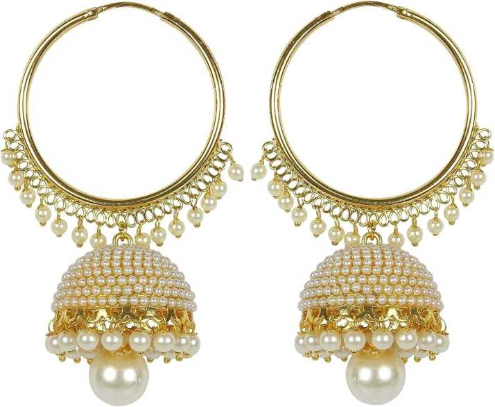 Royal Bling New Look Collection Alloy Jhumki Earring