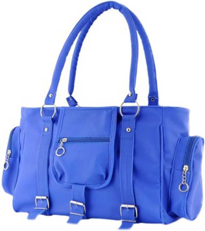 3b934ac3 Naaz Bag Collection Women Blue Shoulder Bag